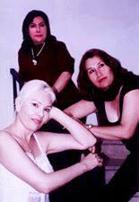 Three writers fromBolivia