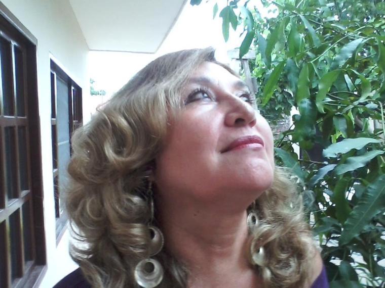 A Bolivian novelist