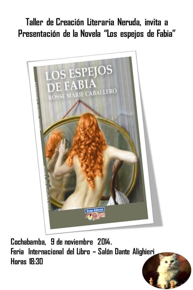 La nueva novela de Rosse Marie Caballero