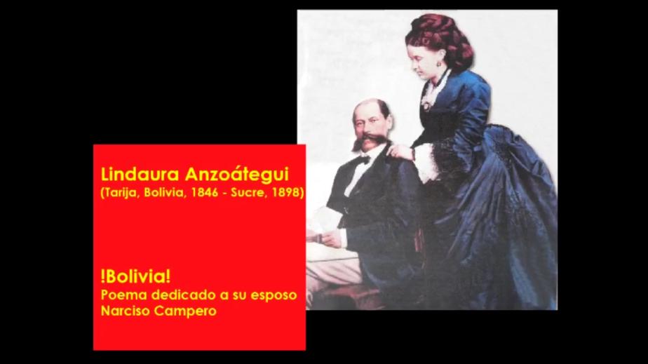 LA RARA ENTEREZA DE LINDAURA ANZOÁTEGUI DE CAMPERO- Primera novelista feministaboliviana-