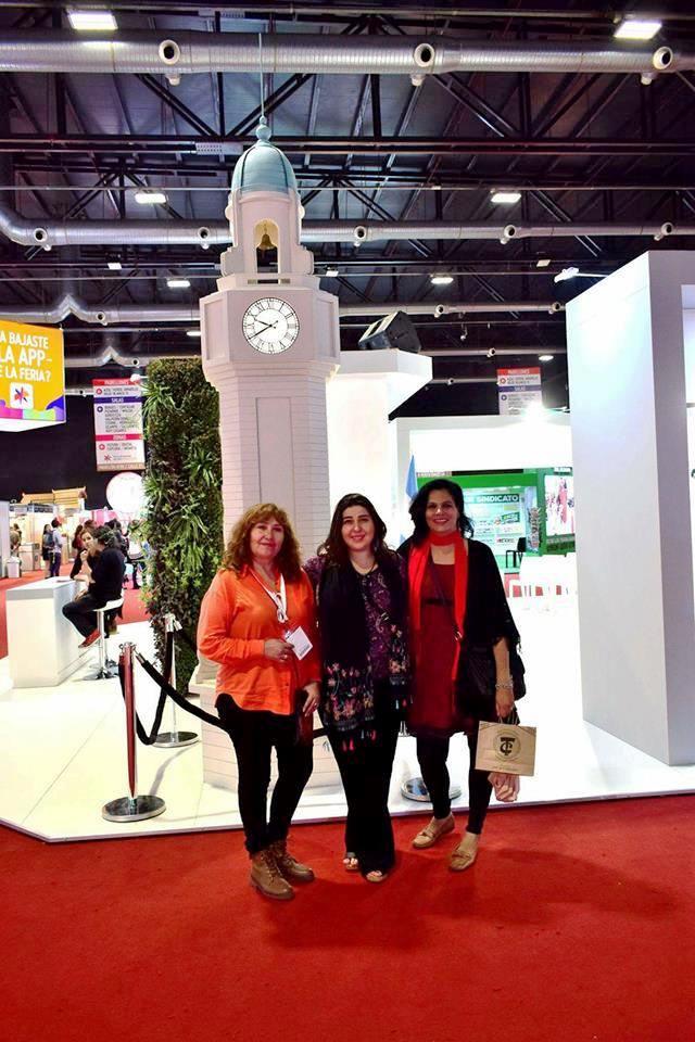 Bolivia en la Feria Internacional del Libro de BuenosAires