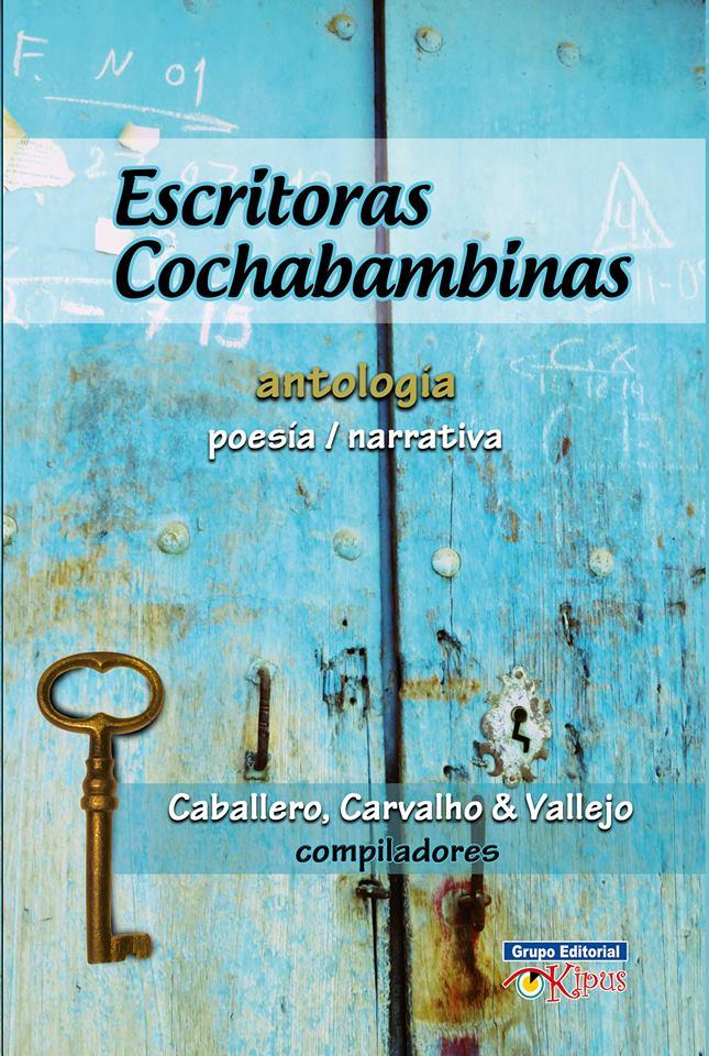 Llega la Antología EscritorasCochabambinas